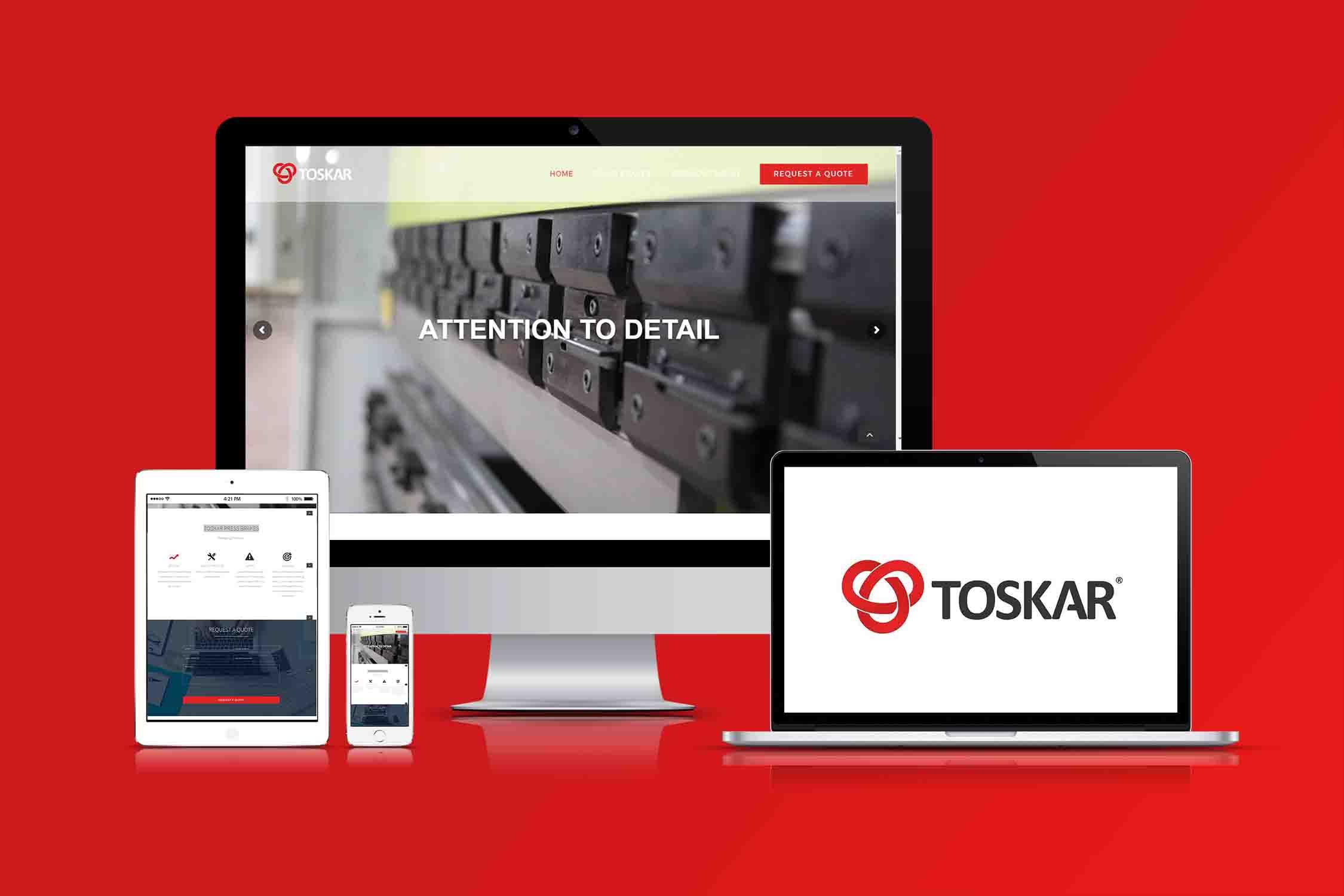 TOSKAR PRESS BRAKES